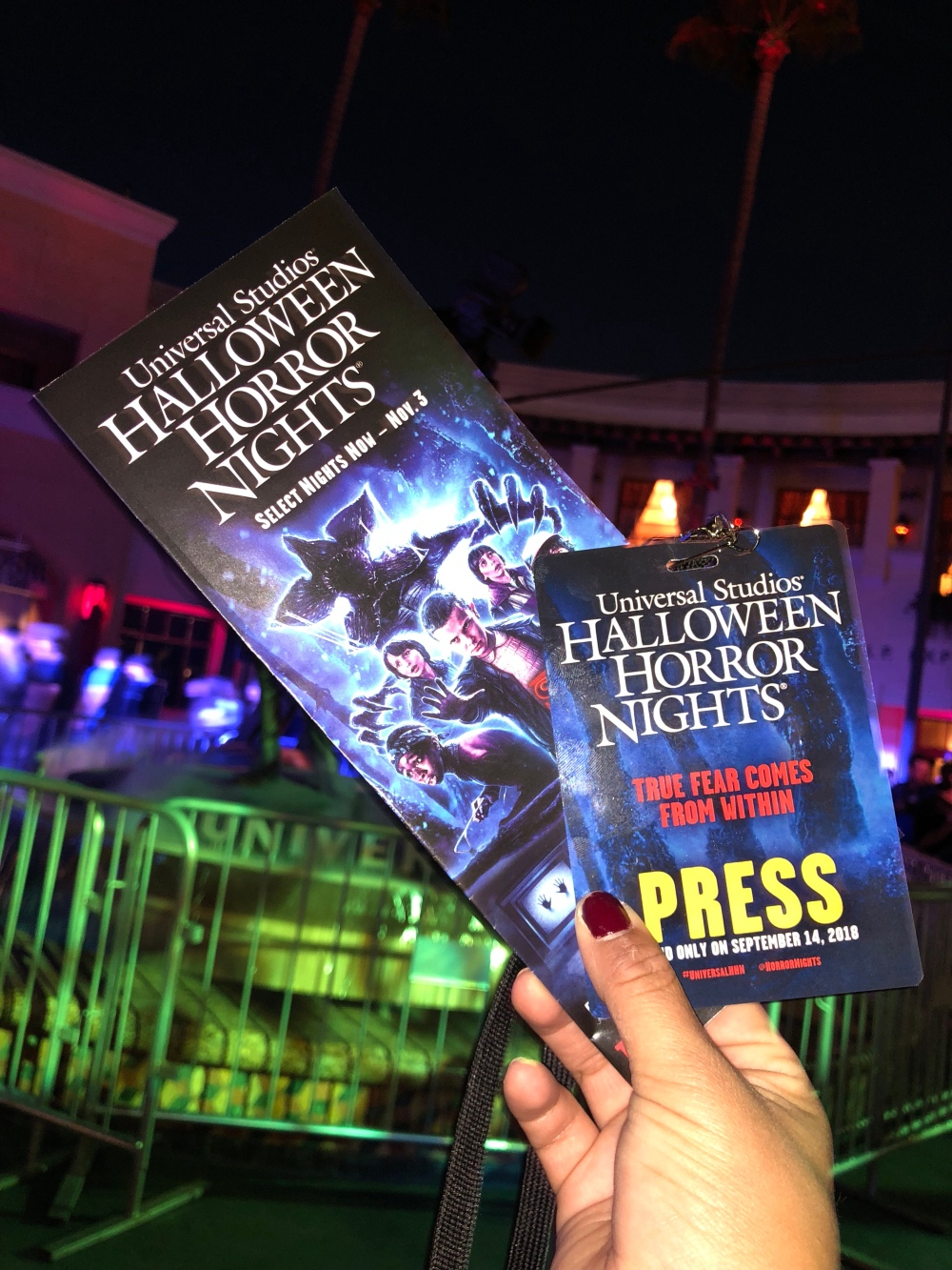 Everything You Need To Know About Halloween Horror Nights